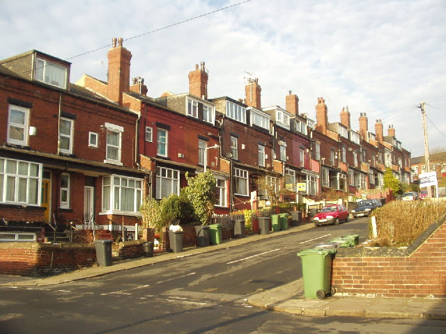 Back To Back Houses : File back to terrace houses bankfield road