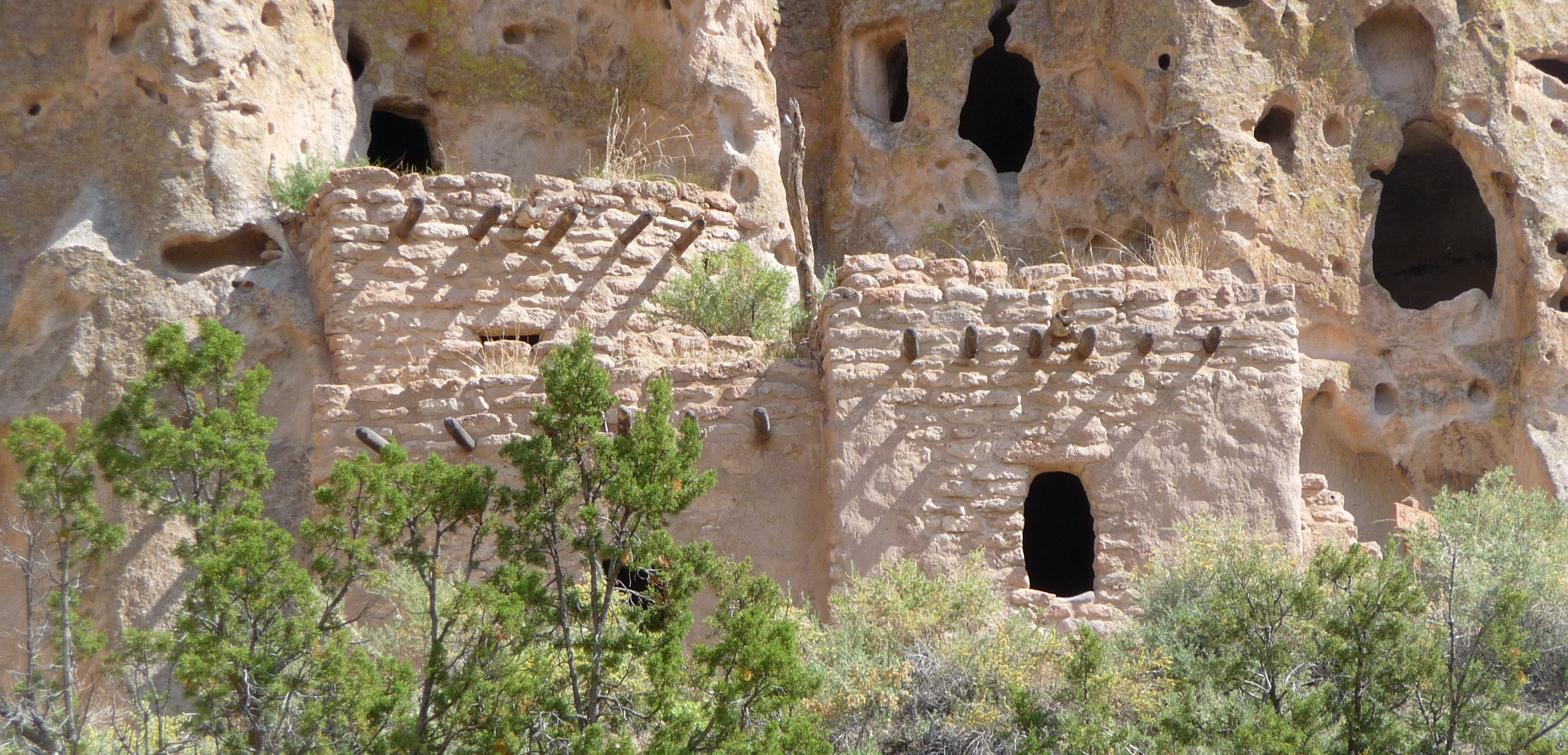 In september 2011 cliff dwellings reconstructed cliff house jpg