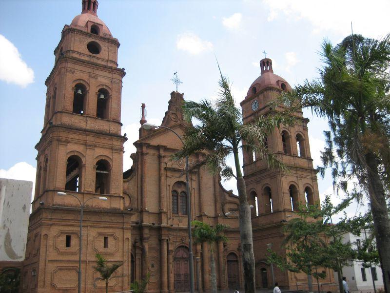 santa cruz bolivien