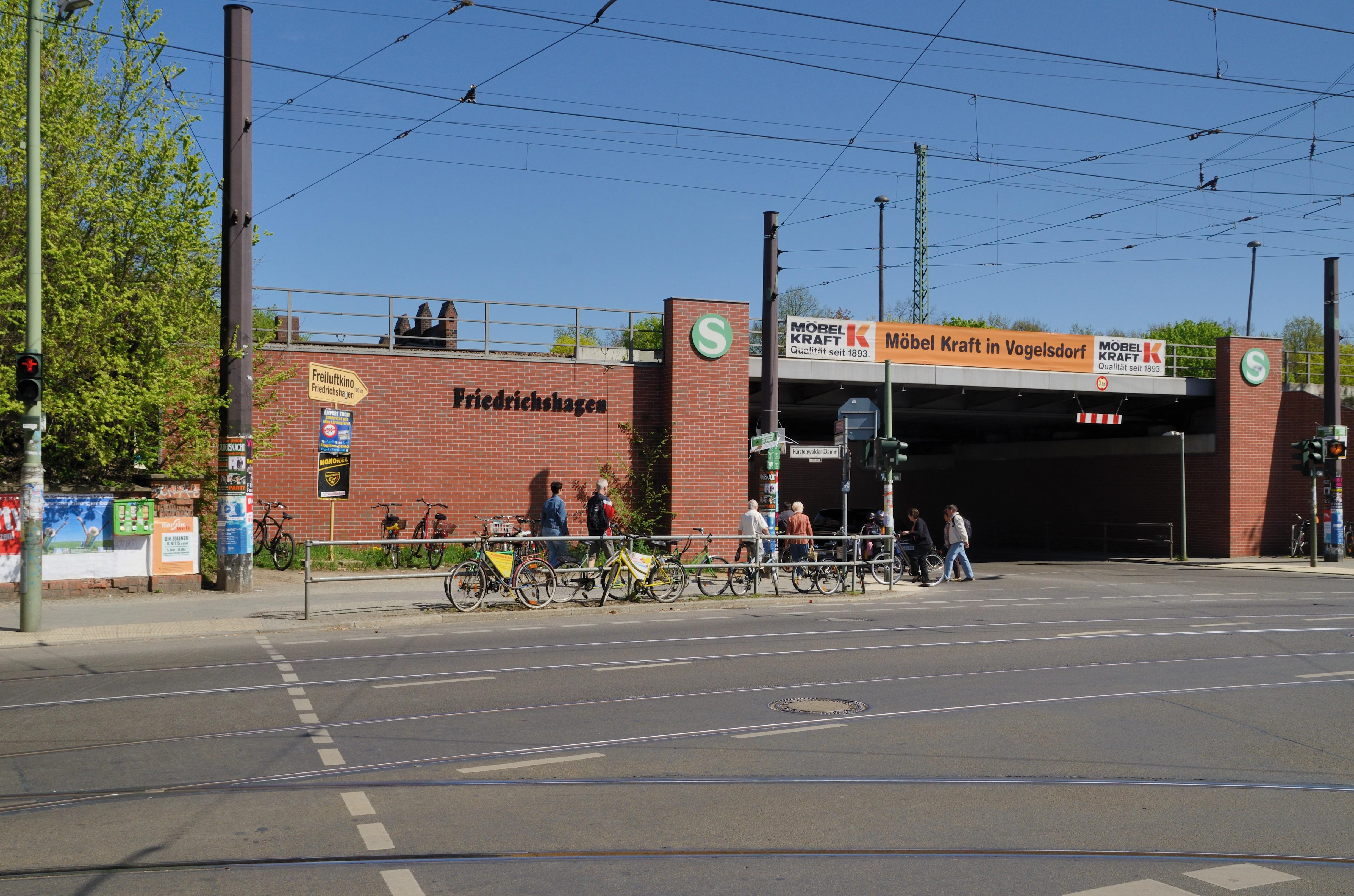 S Bahn Friedrichshagen