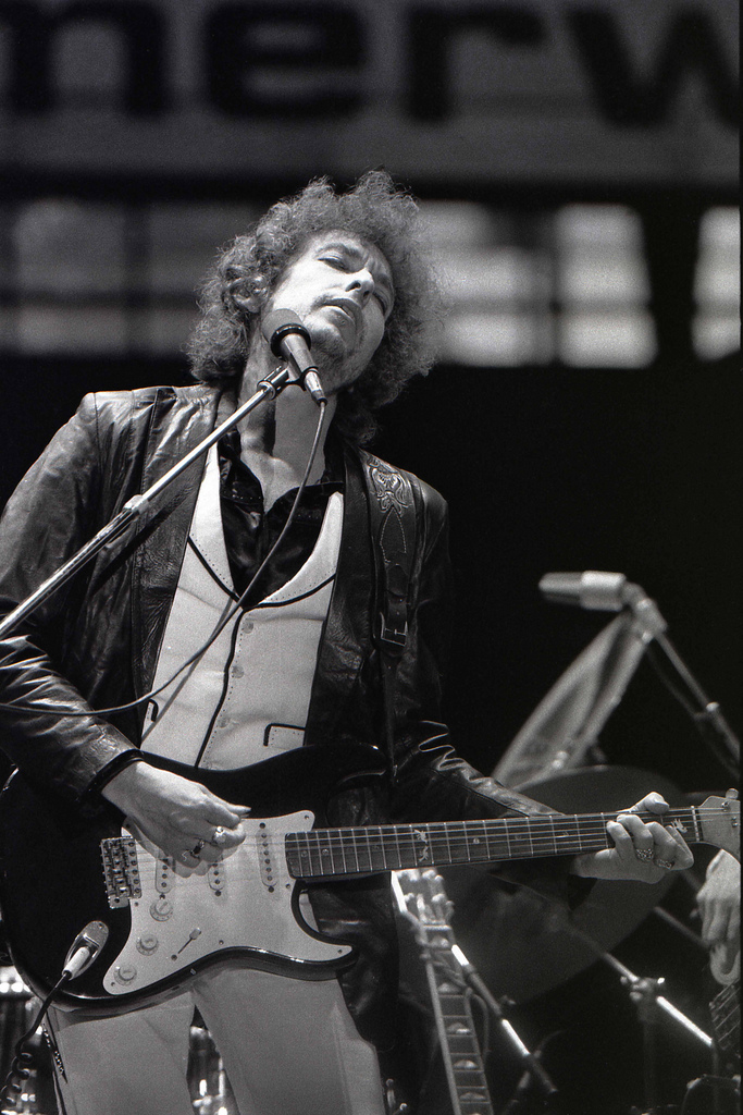 Bob Dylan Live At Jones Beach Theatre