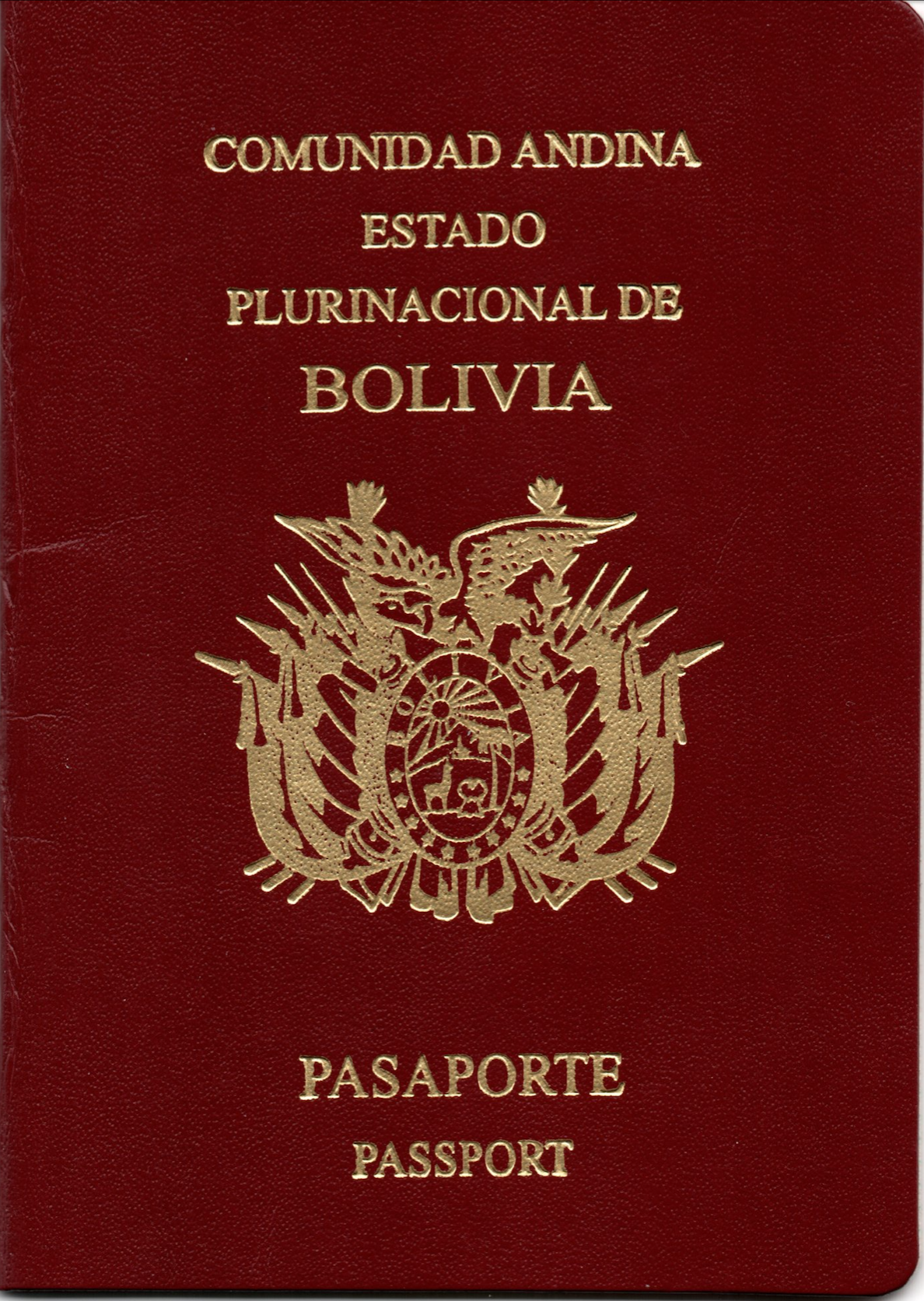Visa requirements for Bolivian citizens - Wikipedia