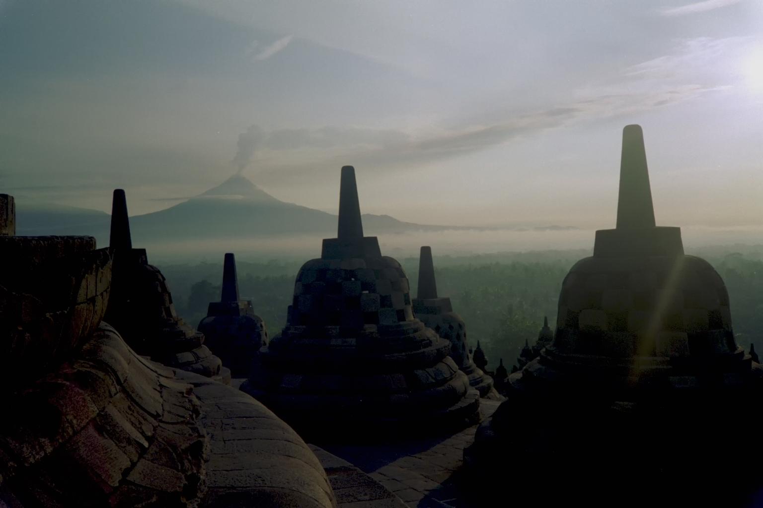 Borobudur Travel Guide At Wikivoyage