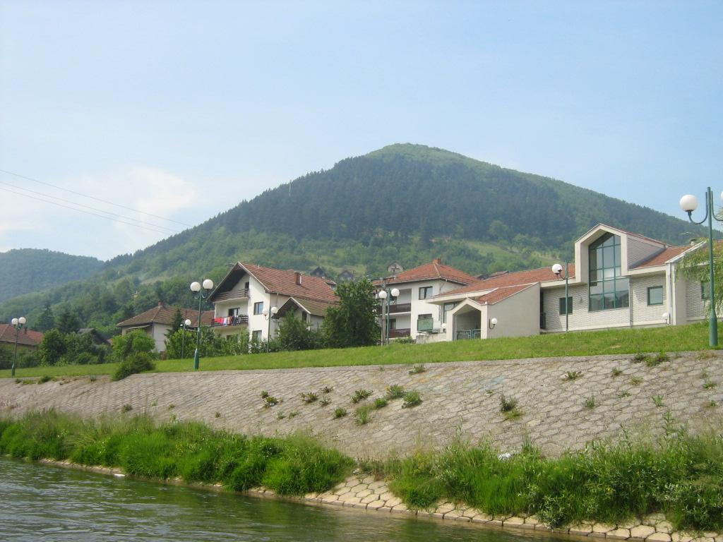 Boszniai piramisok völgye