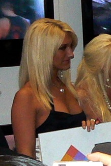 Brooke Hogan, 2007.