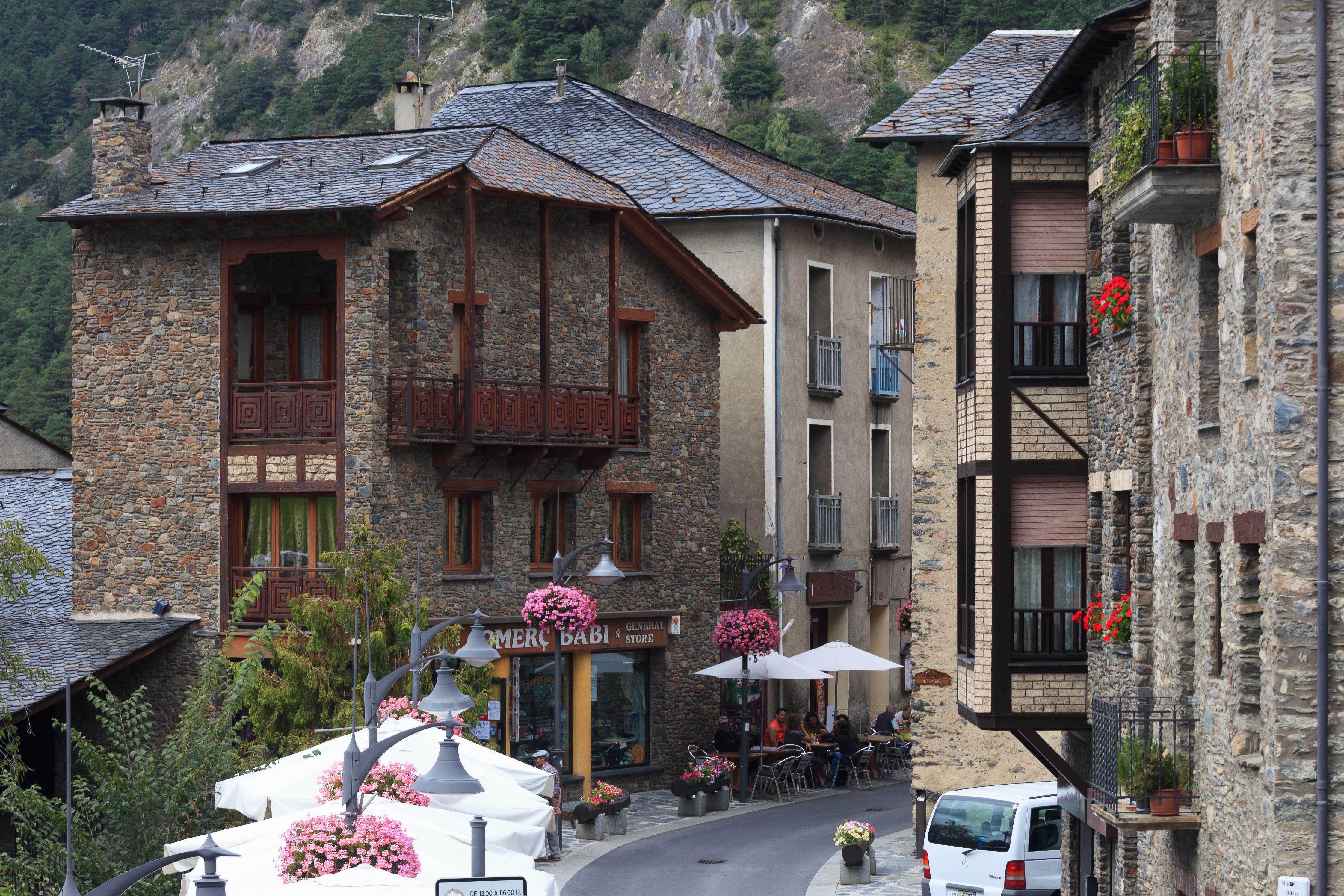 Ordino City