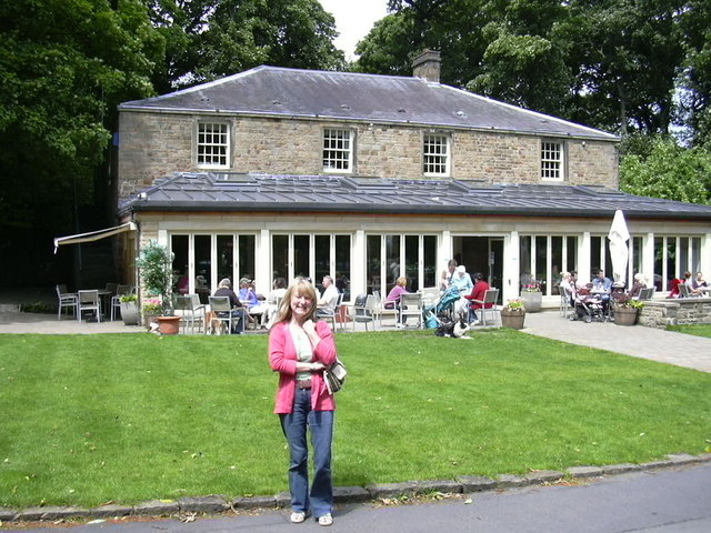 Cafe at Townley Hall - geograph.org.uk - 868531