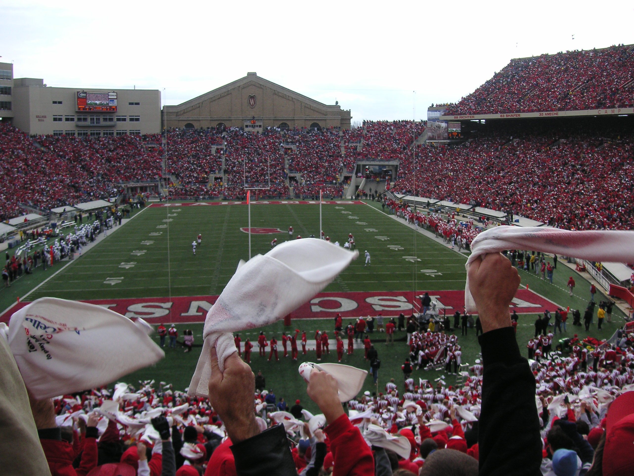 List Of Wisconsin Badgers Football Seasons