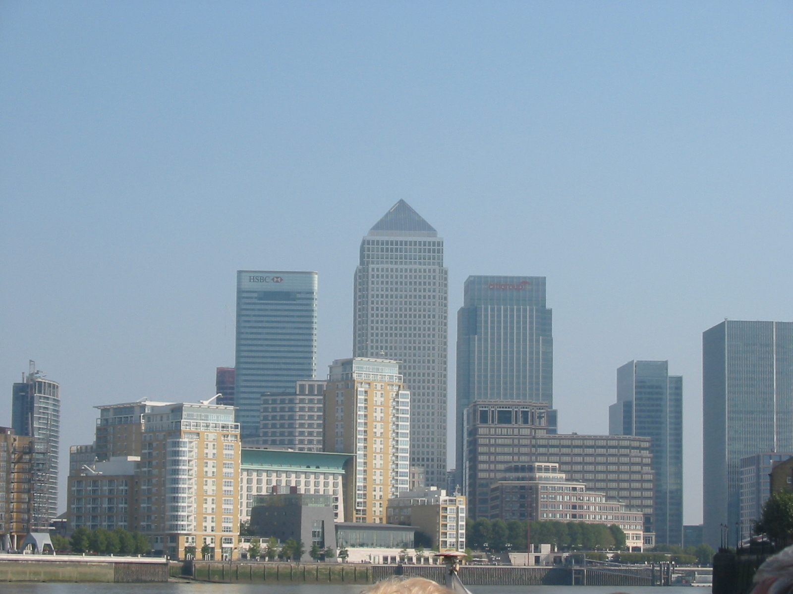 London Hotels Canary Wharf Area