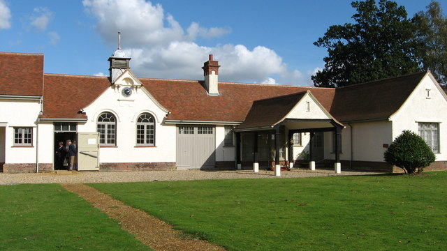 Carport at Sutton Hoo - geograph.org.uk - 1000565