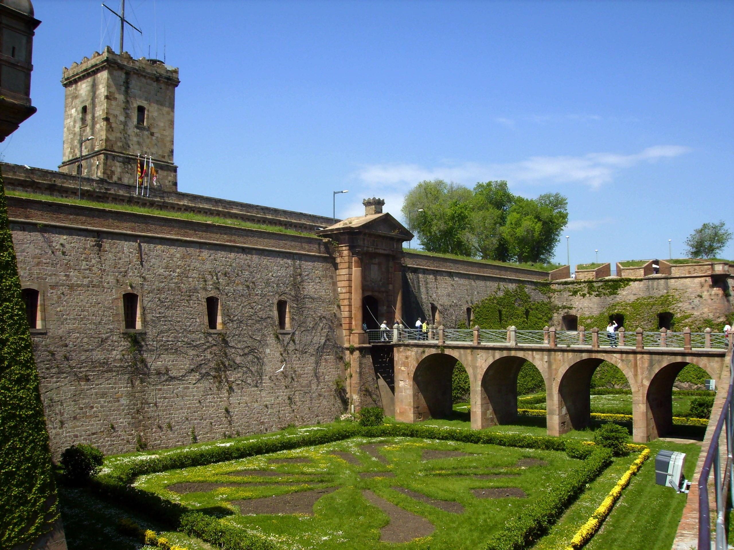 Castell de Mont Juïc