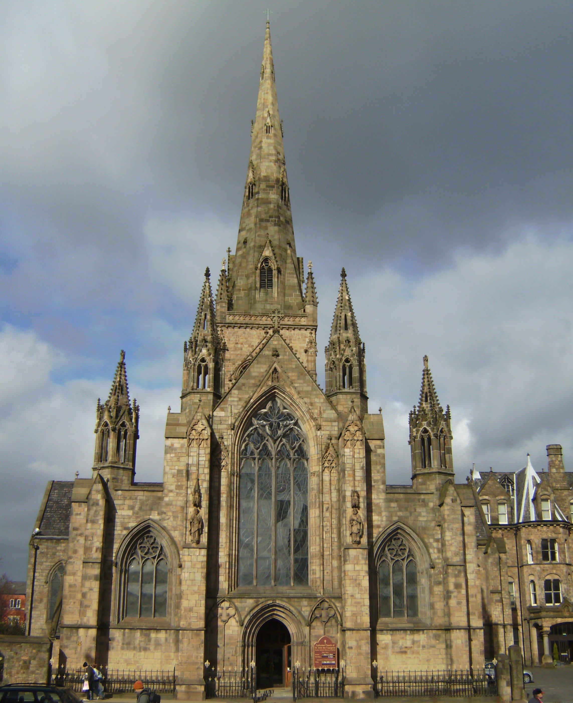 church of st john - photo #7