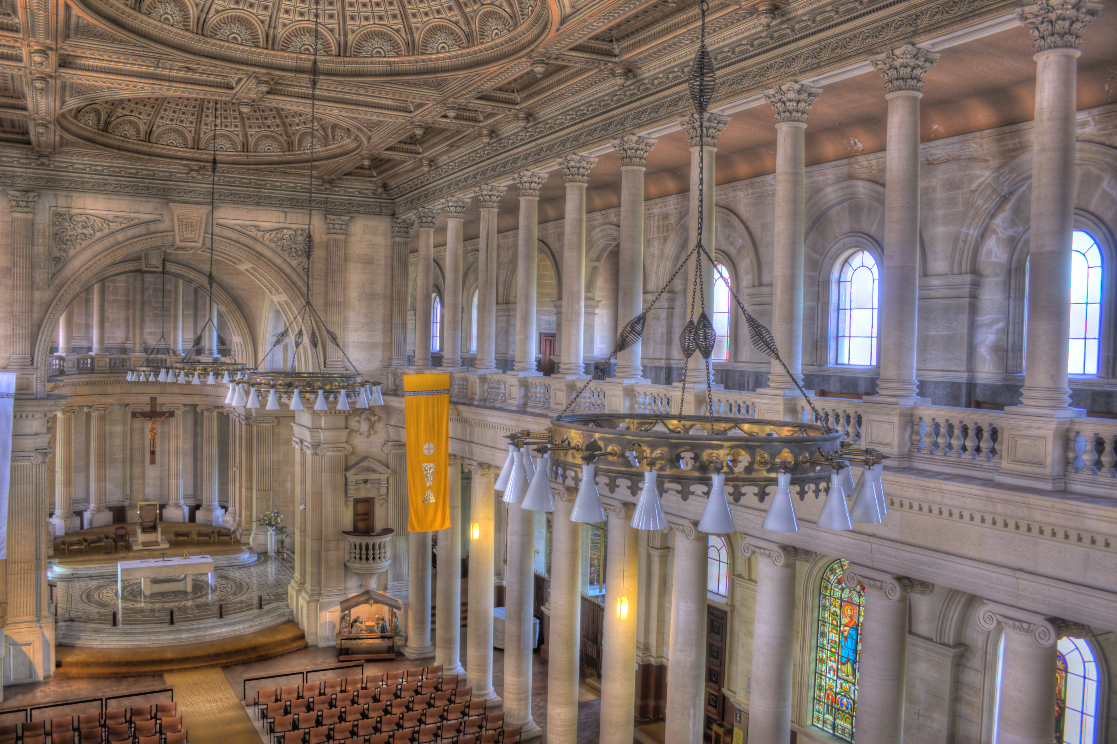 filecathedral of the blessed sacrament interiorjpg