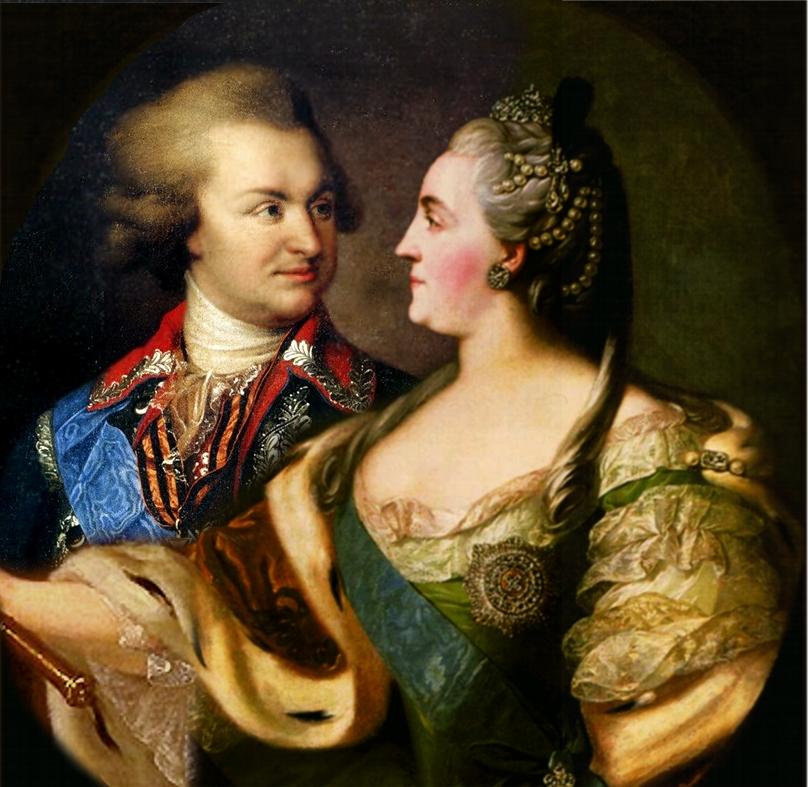 Екатерина великая интимная жизнь императрицы секс