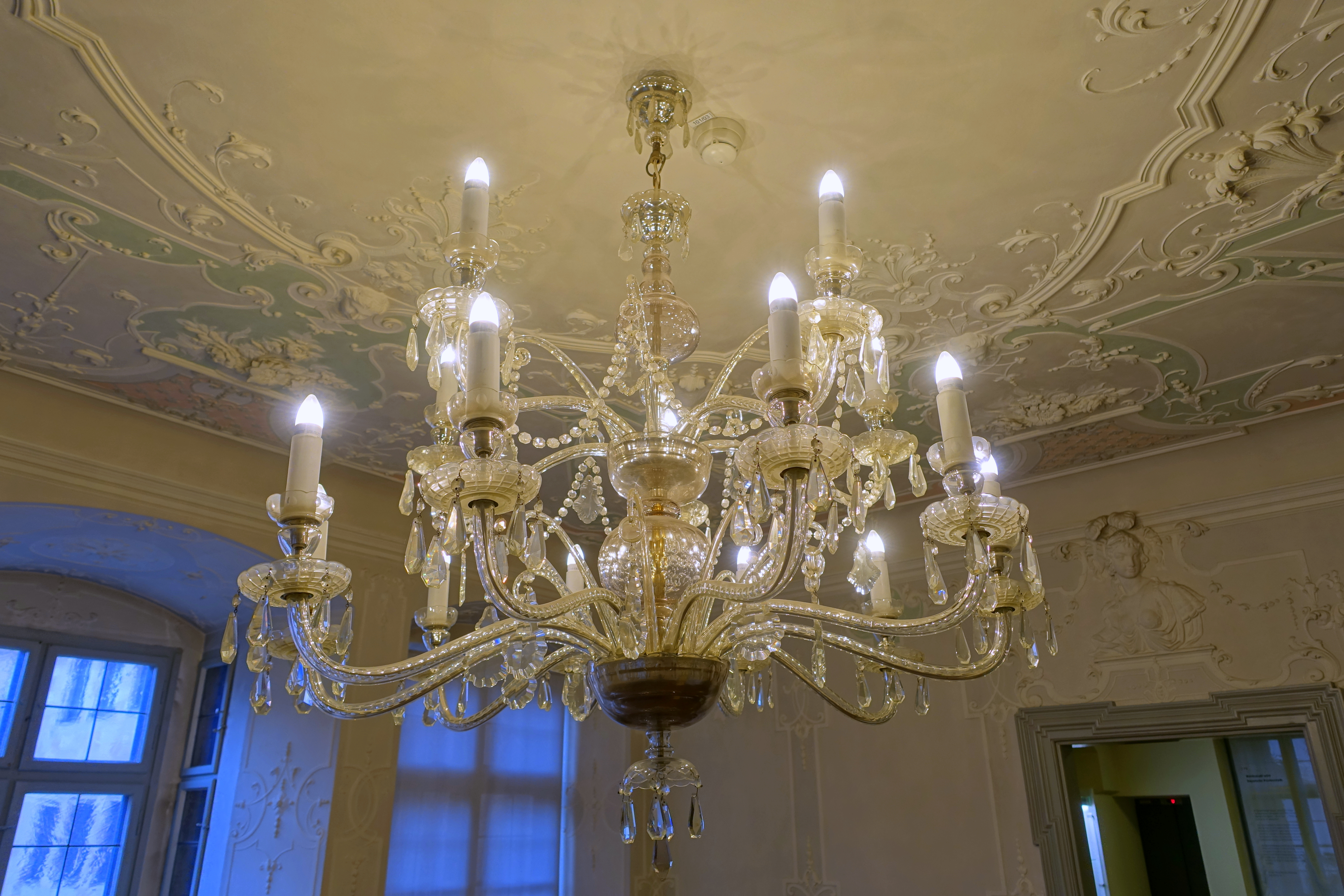Filechandelier and ceiling music room stucco by donato polli filechandelier and ceiling music room stucco by donato polli 1734 mozeypictures Image collections