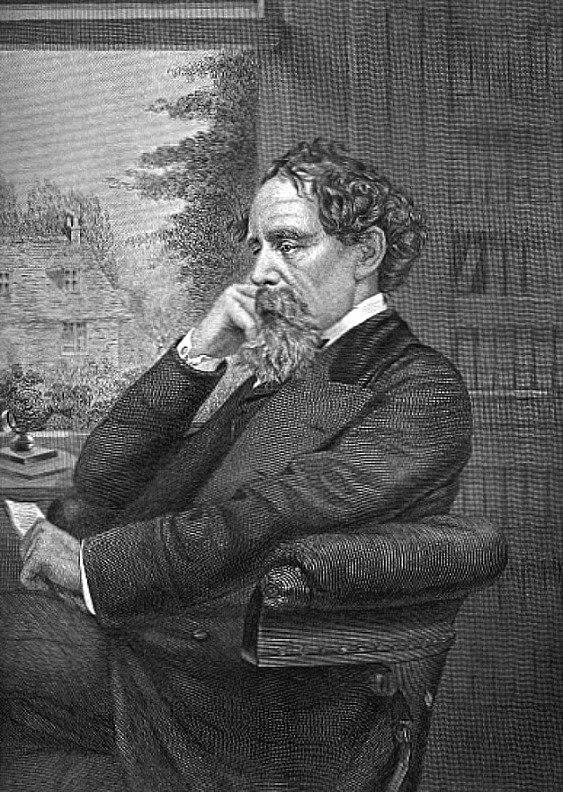 Charles Dickens wrote many of his classic works in serial form.