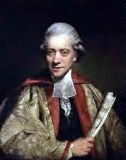 Charles Burney by Sir Joshua Reynolds in 1781