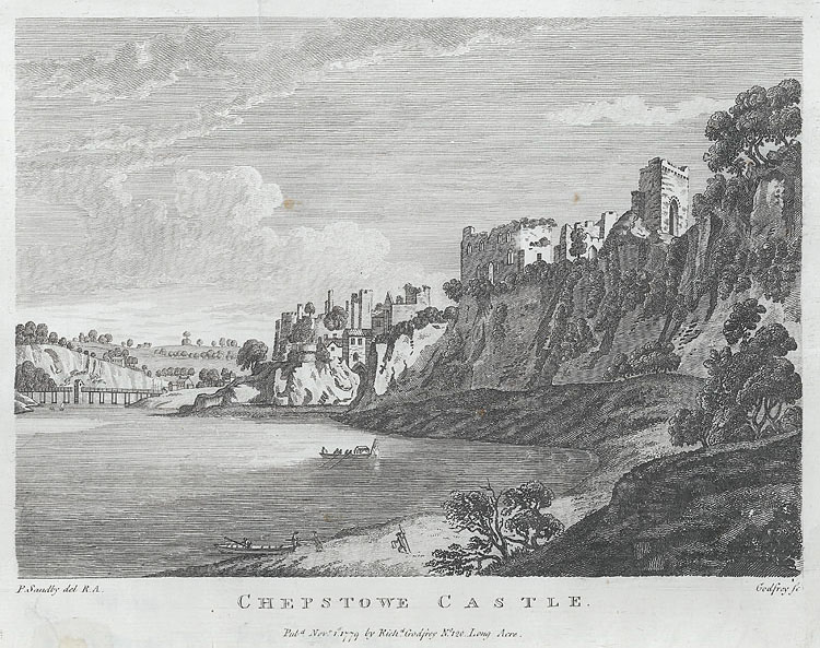 Chepstowe Castle