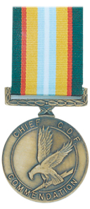 Chief C.D.F. Commendation Medal