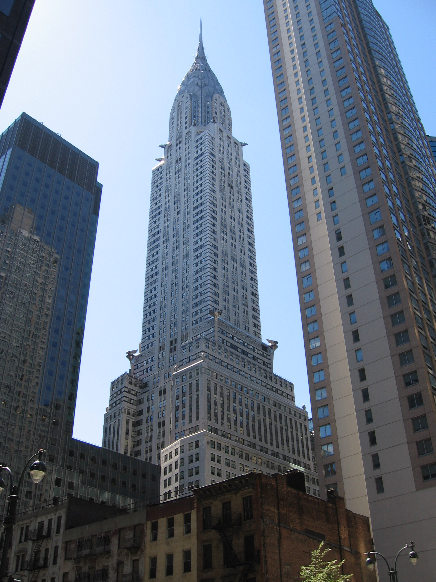 Tour of chrysler building