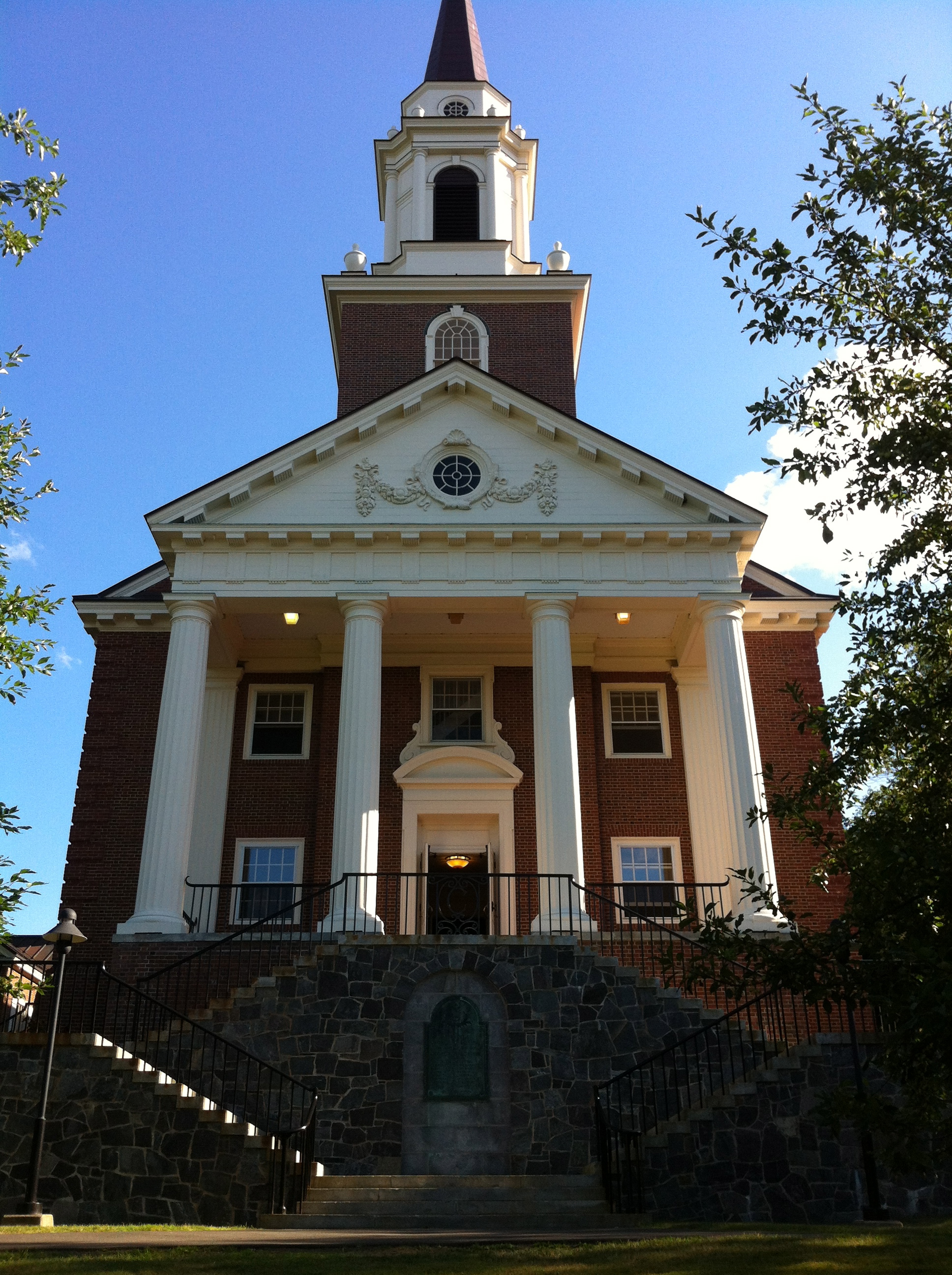 Image result for Colby college lorimer chapel