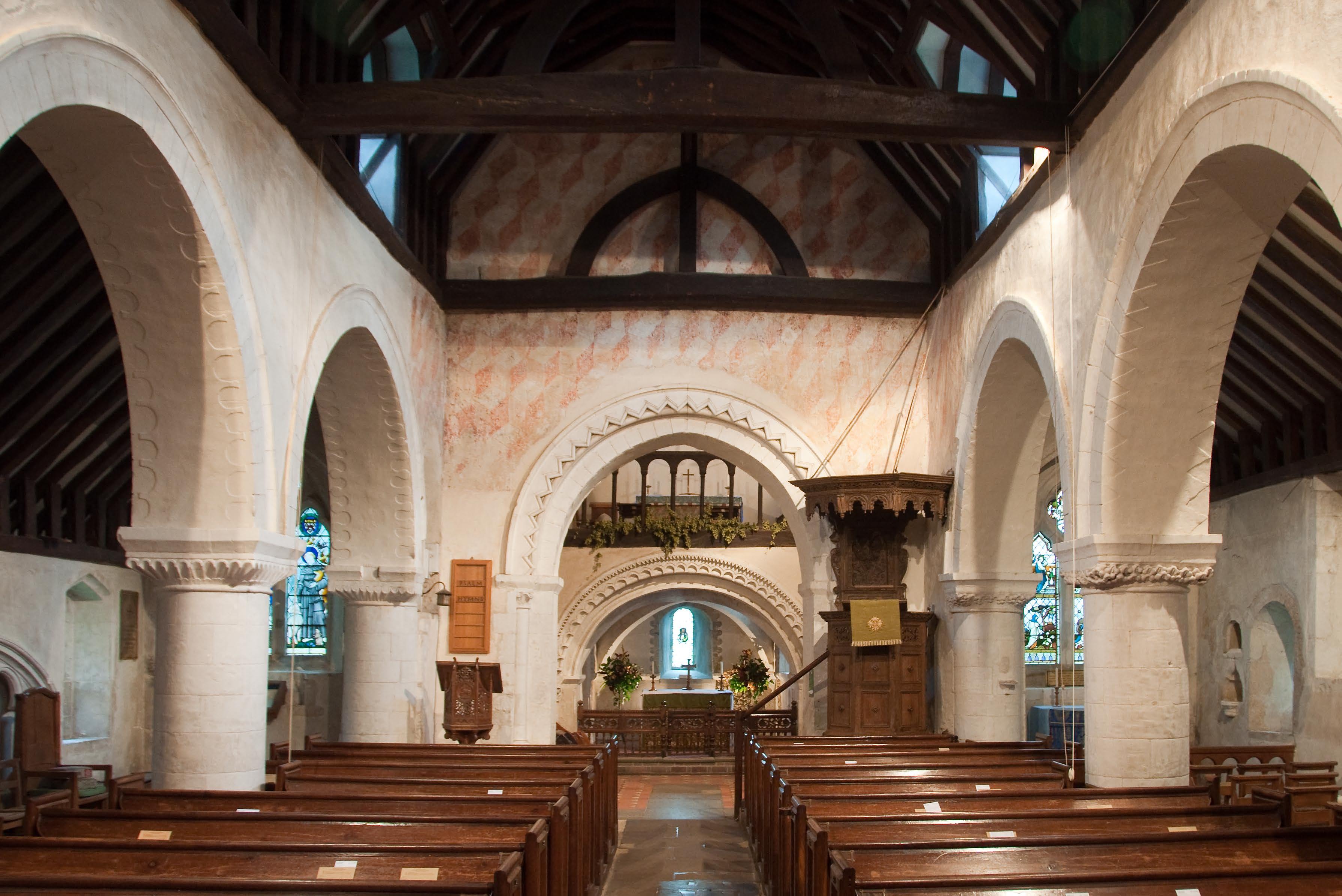 File:Compton, Surrey. Church of St. Nicholas DSC 2452.jpg ...