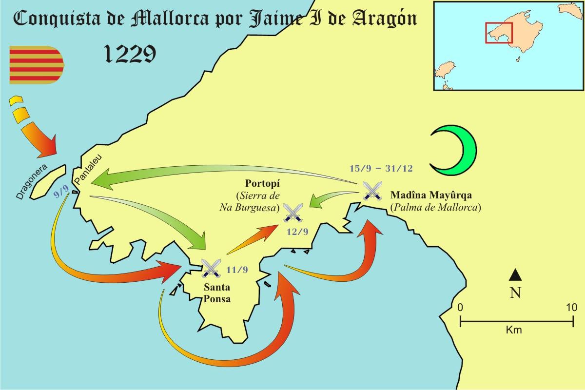 Conquista de Mallorca por Jaime I de Aragón 01.jpg