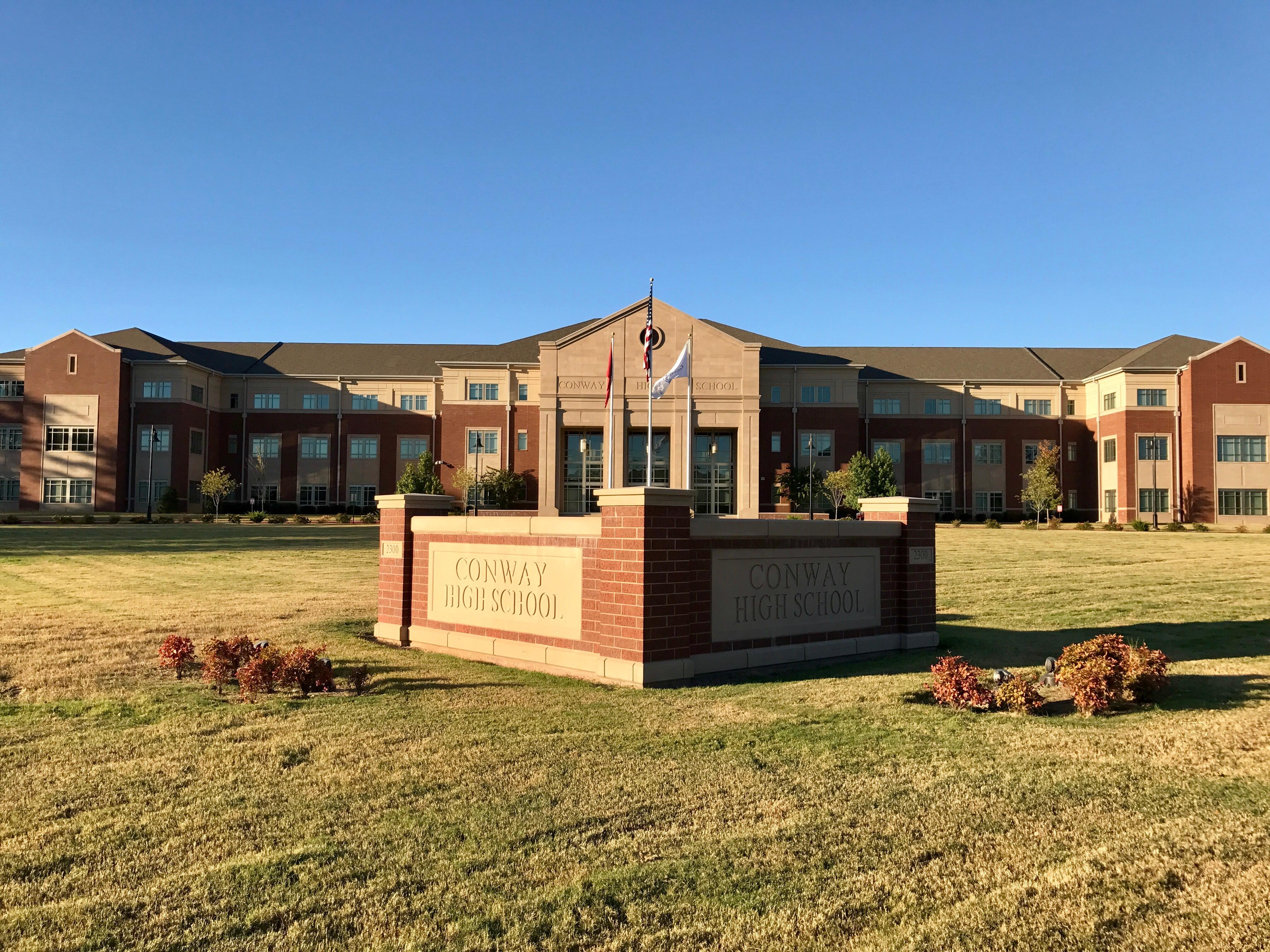 Conway High School Arkansas Wikipedia