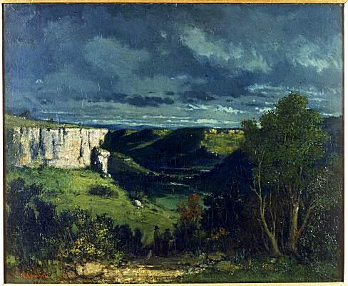 File:Courbet, La vallée de la Loue par temps d'orage.jpg