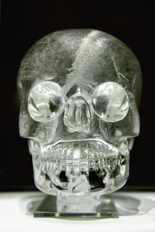 Skull Wikipedia Crystal Skull From Wikipedia