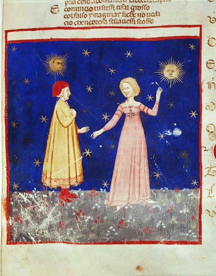 File:Dante e Beatrice XIV century.jpg