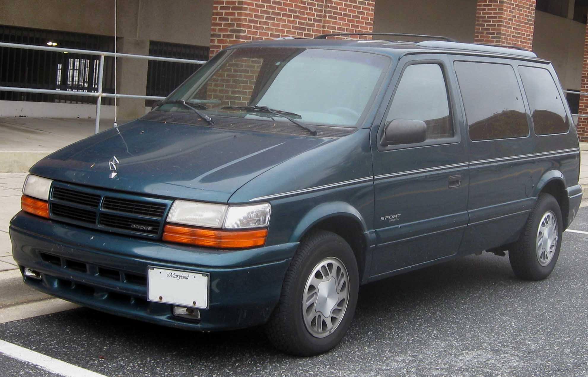 File dodge caravan sport wagon jpg