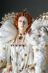 a comparison of the reigns of queen elizabeth i and catherine the great Catherine the great: just as elizabeth i of england and queen victoria gave their names to periods of history the reign of catherine ii (the great.