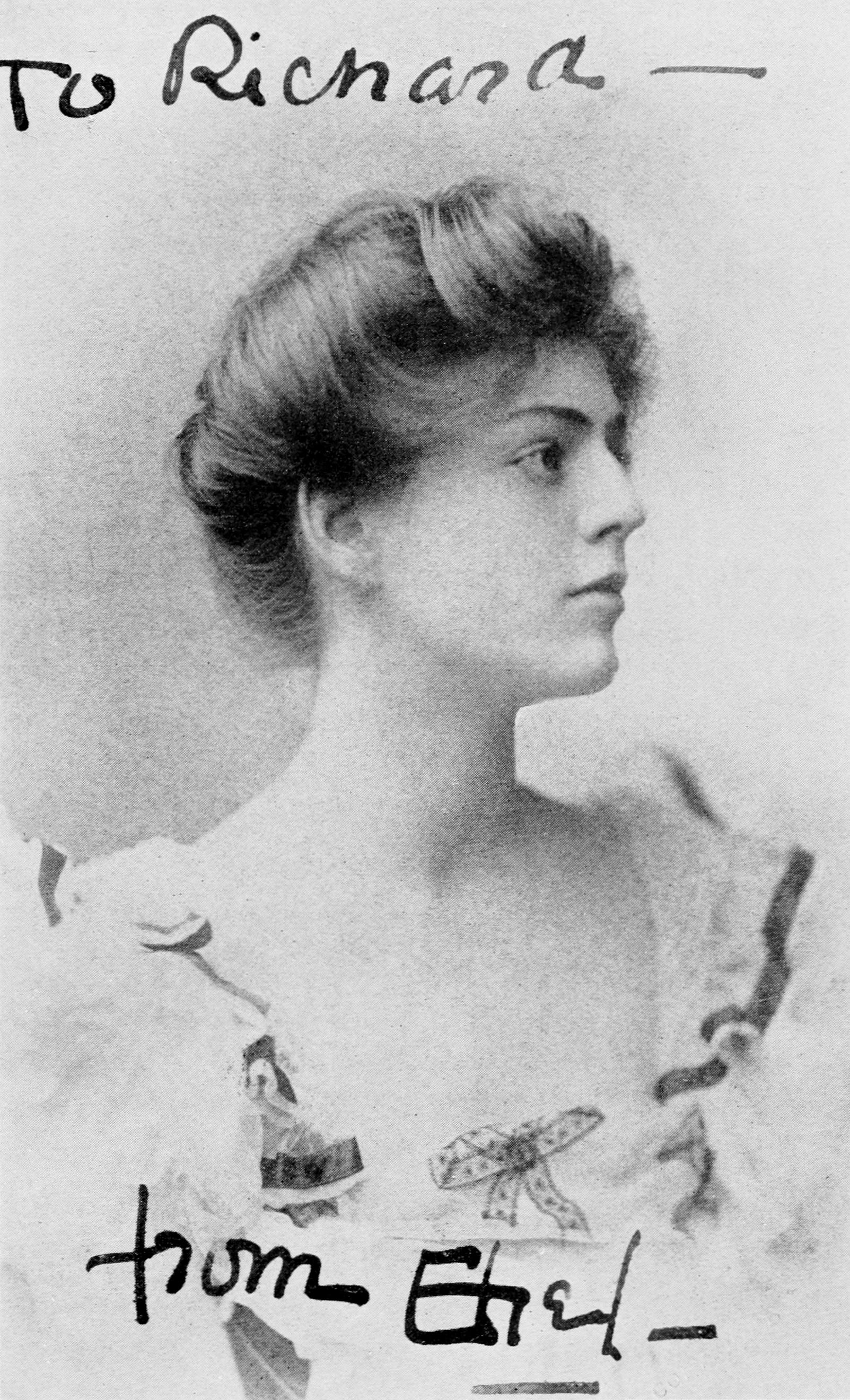 Watch Ethel Barrymore video