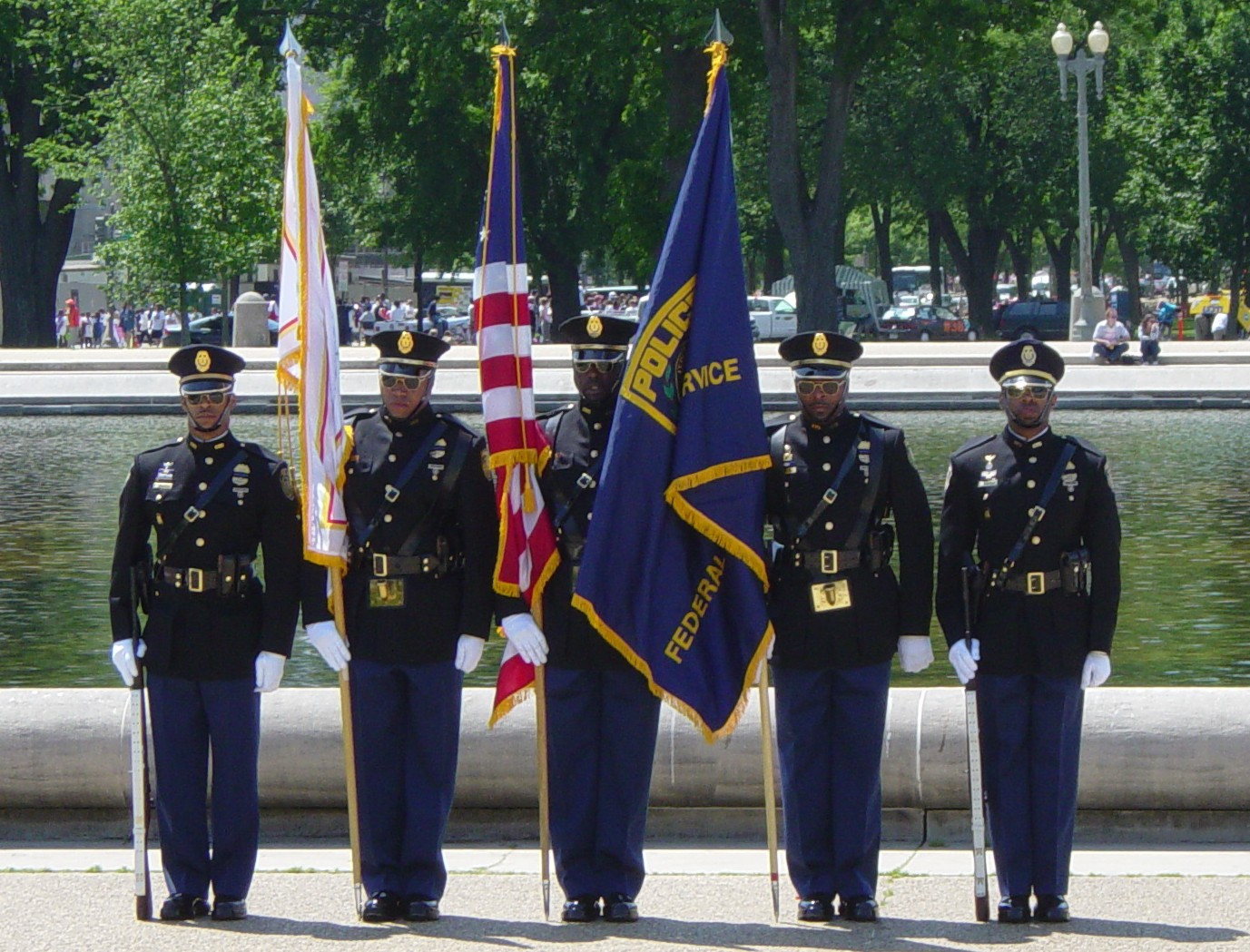 Fps Color Guard Wikipedia The Free Encyclopedia