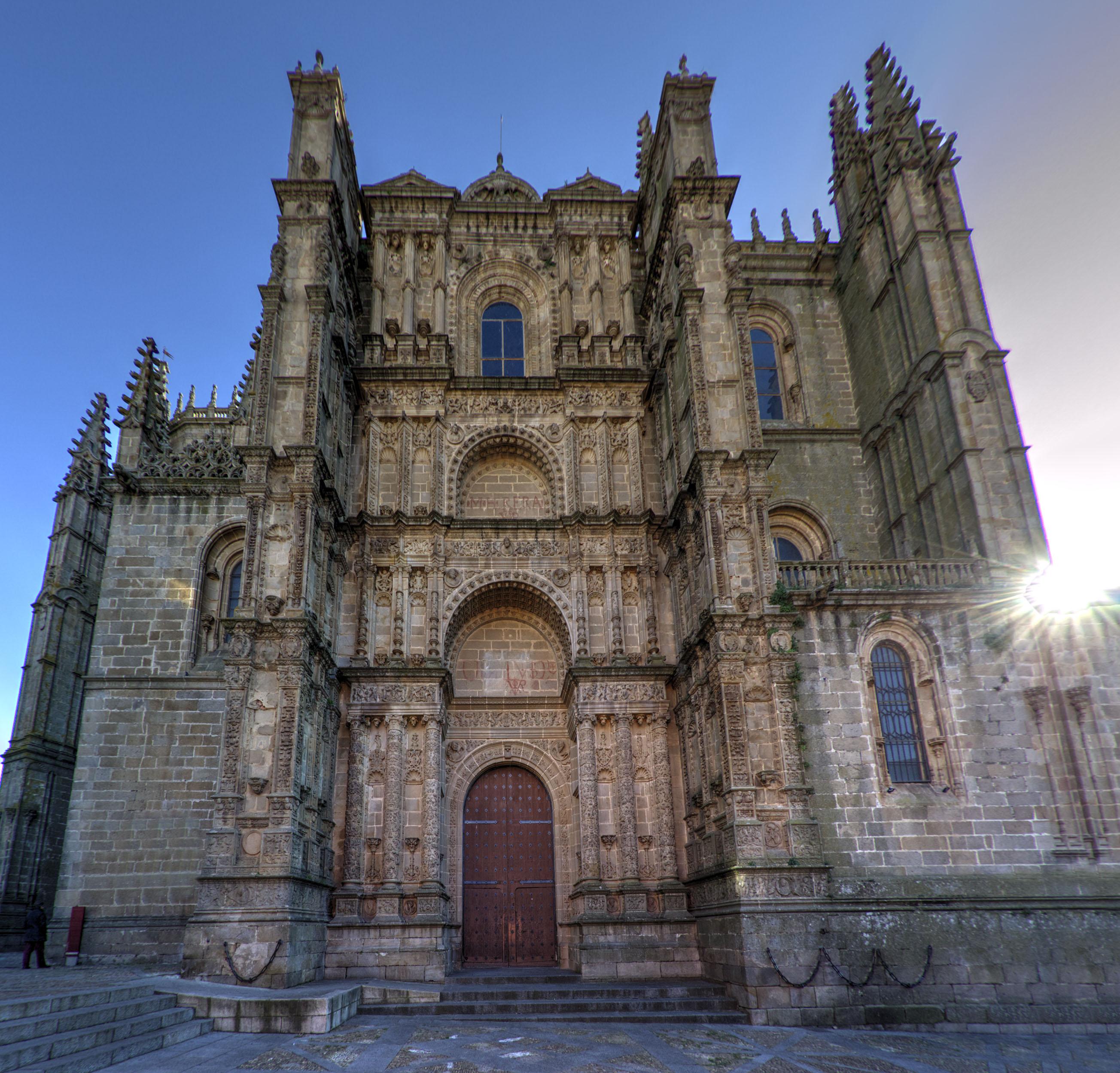 Catedral Nova de Plasencia
