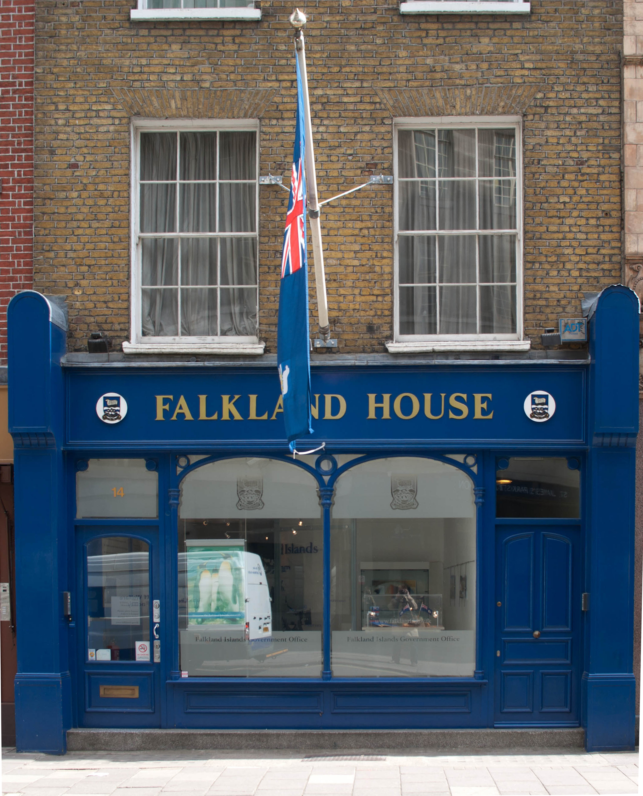 history of the falklands pdf