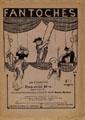Fantoches, N.º 1, 12 de Janeiro de 1914, capa.jpg