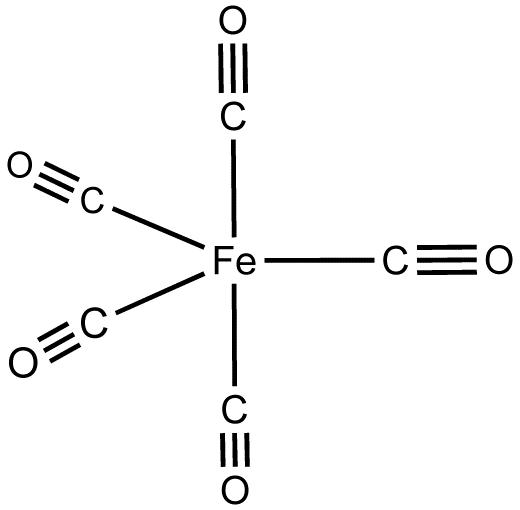 Iron Pentacarbonyl Wikipedia