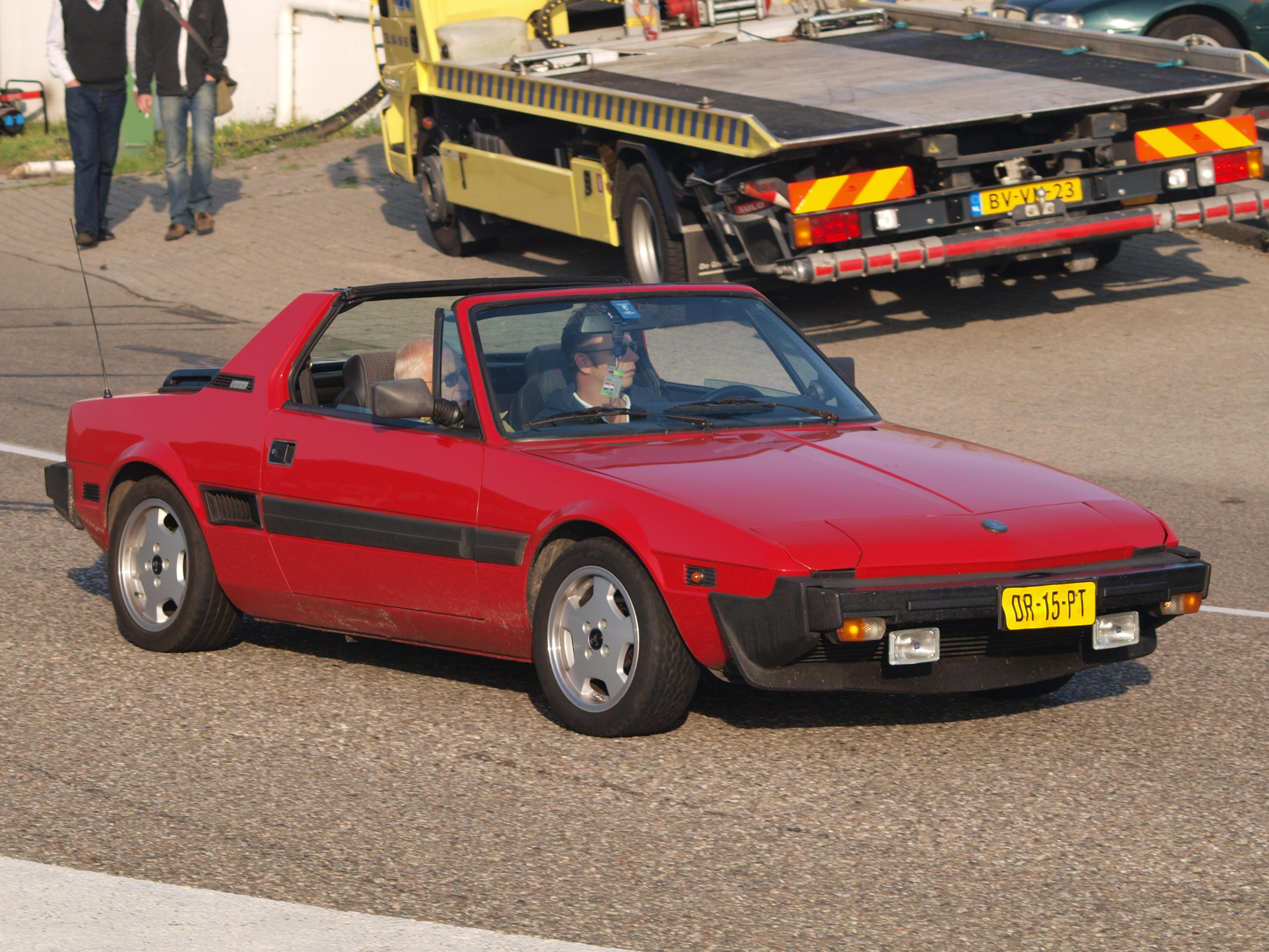 File:Fiat X 1-9 dutch licence registration DR-15-PT.JPG ...