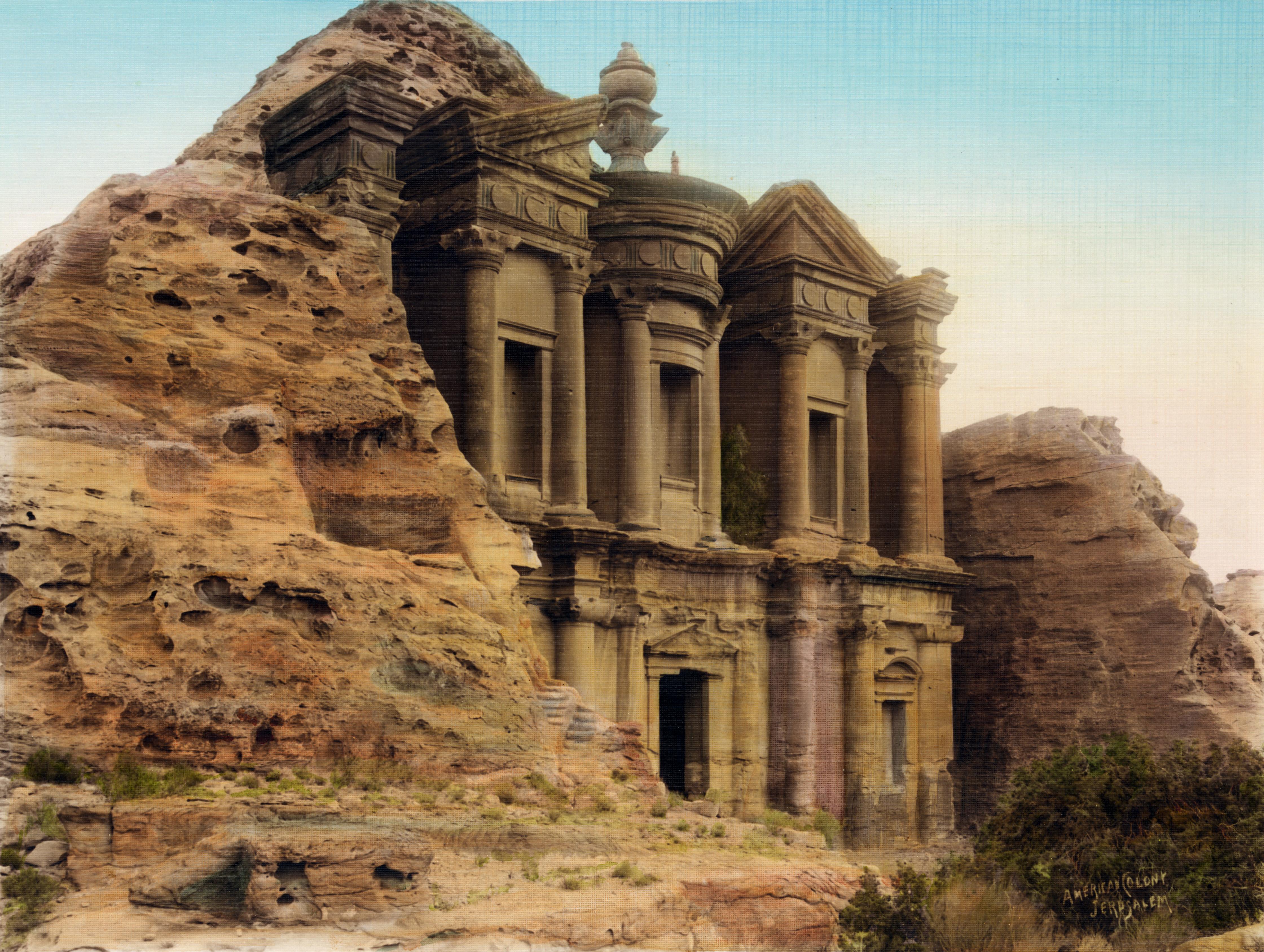 Petra - Jordan : travel