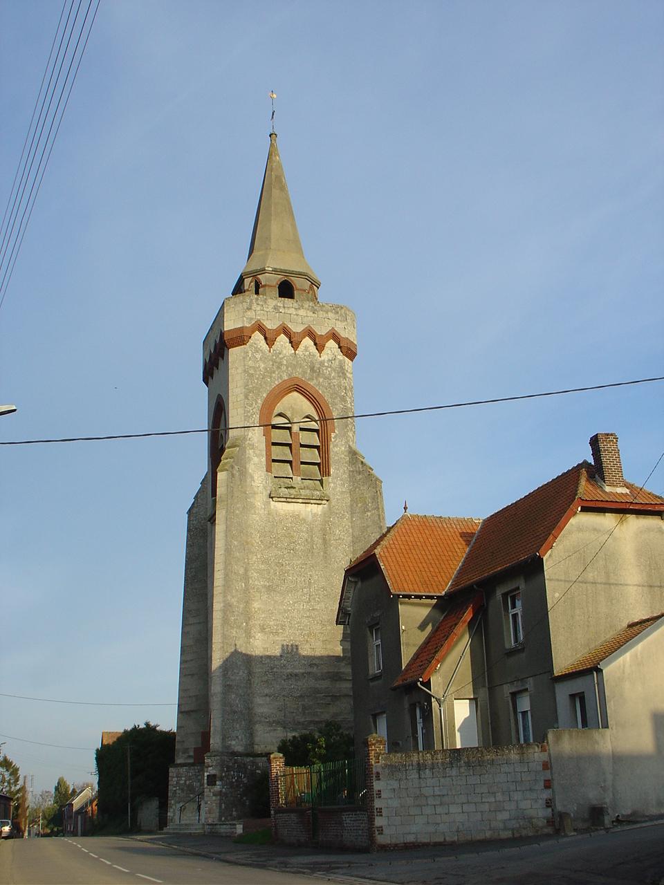 Fontaine-lès-Croisilles