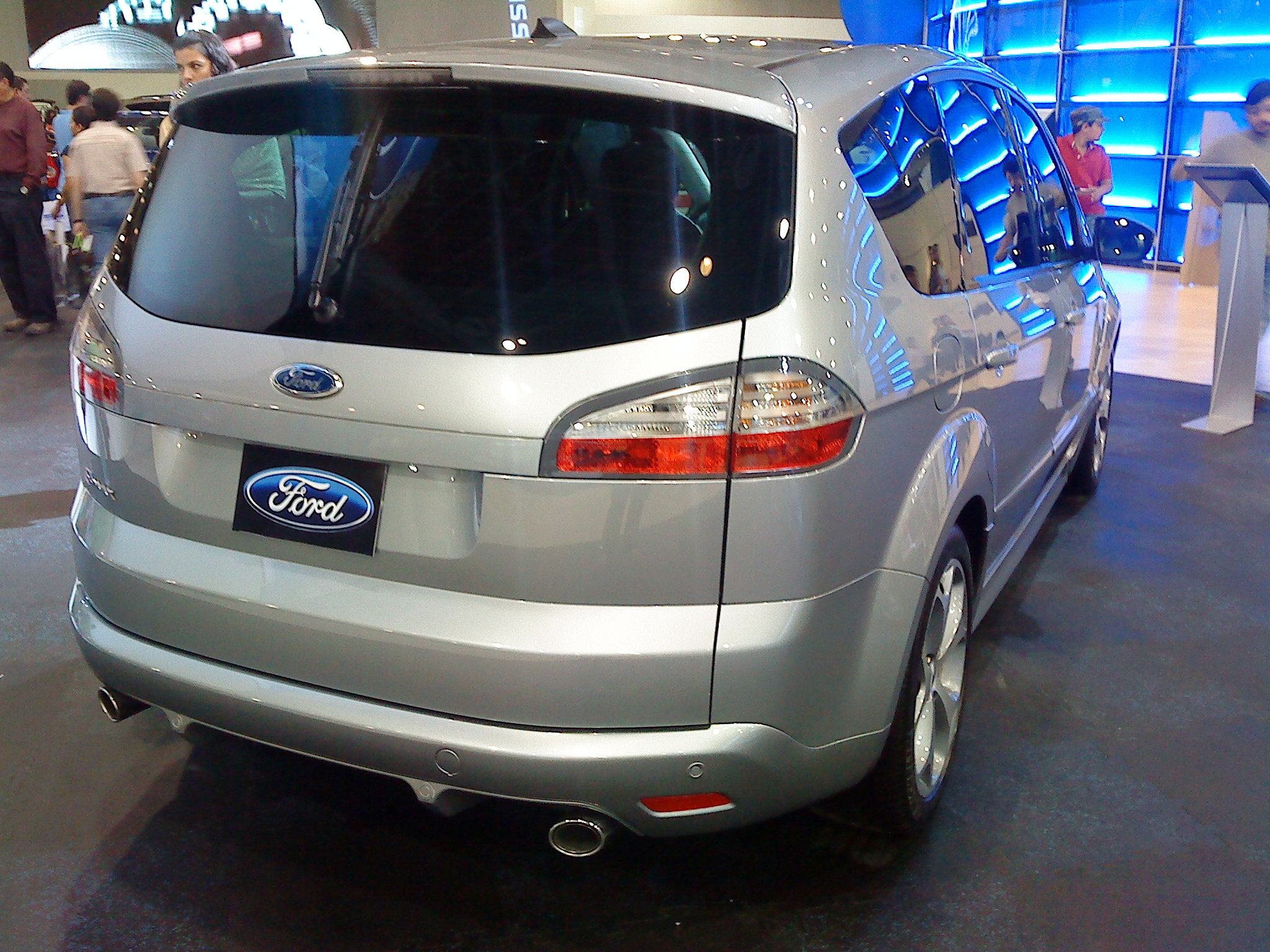 file ford s max siam 2008 2 jpg wikimedia commons. Black Bedroom Furniture Sets. Home Design Ideas