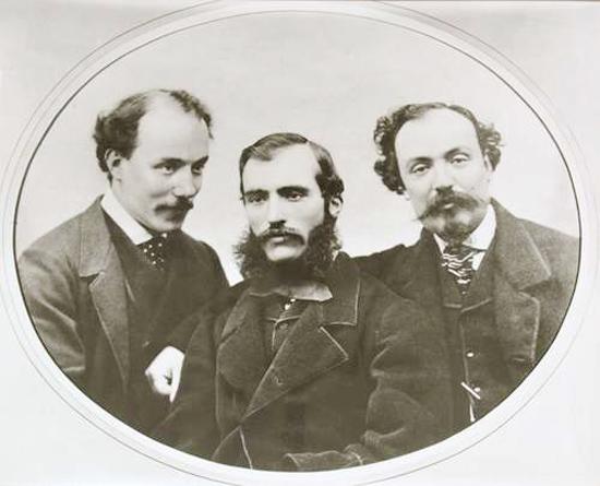 Image of Leopoldo Alinari from Wikidata
