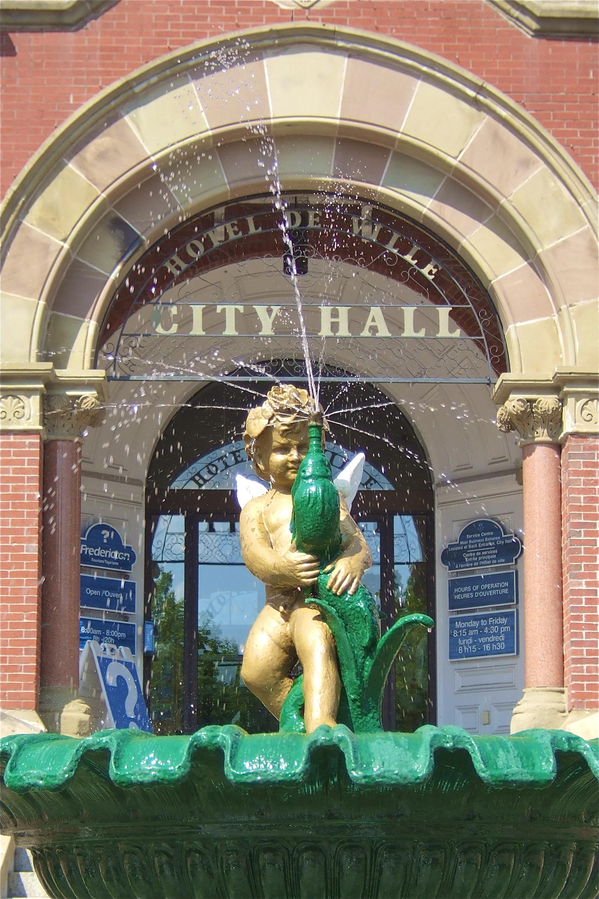 New Brunswick City Hall.new brunswick city