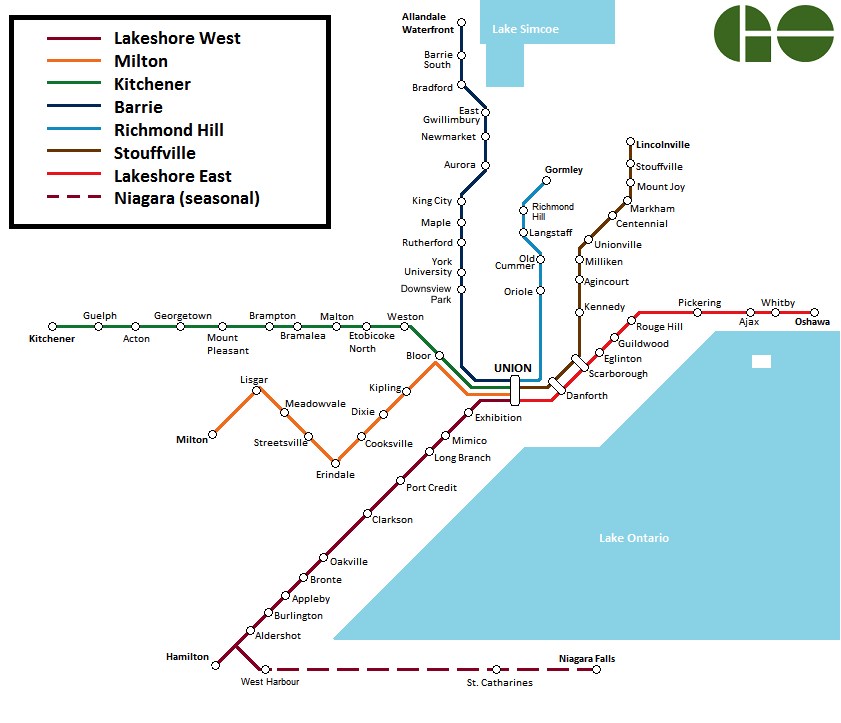 Go Train Map File:GO Train System Map.png   Wikipedia Go Train Map
