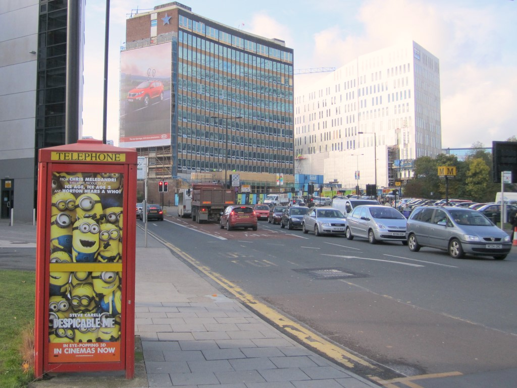 Gallowgate, Newcastle upon Tyne, 28 October 2010.jpg
