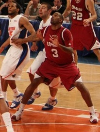 Gary Forbes Panamanian basketball player