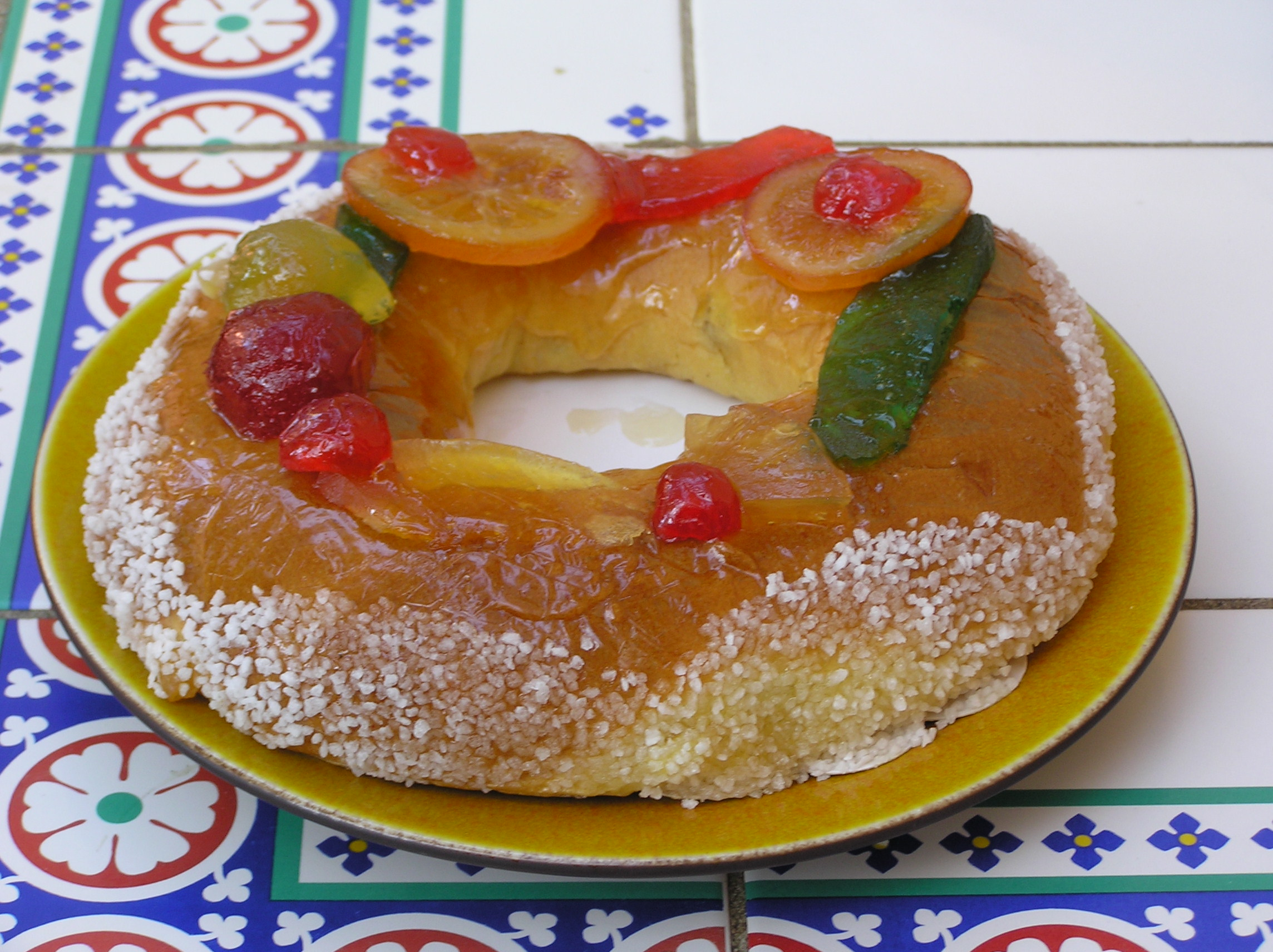 Traditional Kings Cake Recipe