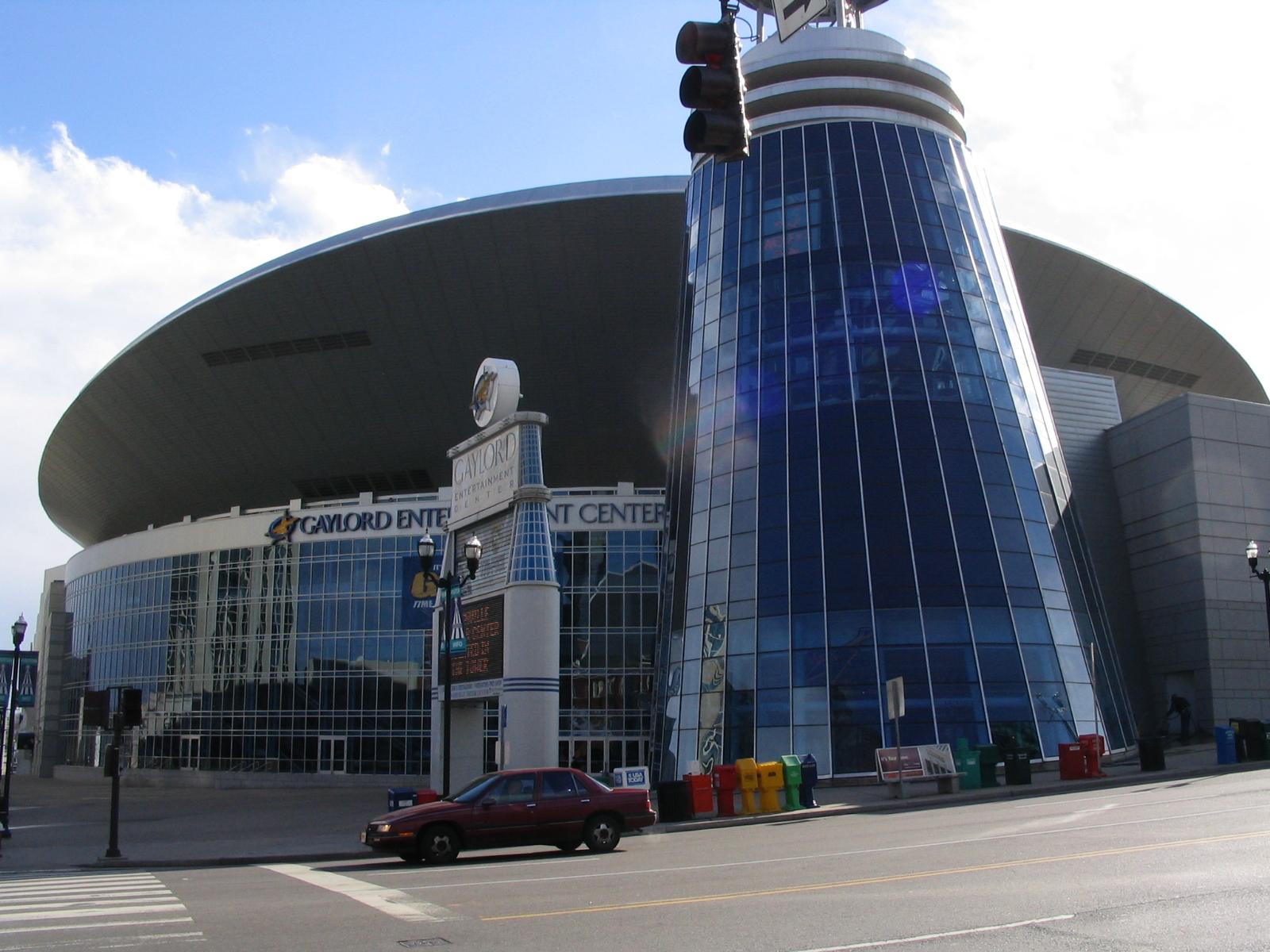 Nashville Convention Center Hotel